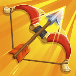 Magic Archer Hero hunt for gold and glory MOD APK android 0.174