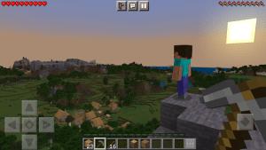 Minecraft mod apk android 1.18.0.20 screenshot