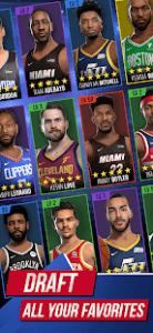 Nba ball stars manage a team of basketball stars mod apk android 1.7.1 screenhot