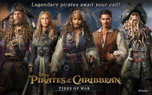 Pirates of the caribbean tow mod apk android 1.0.173 screenshot