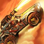 Road Warrior Nitro Car Battle MOD APK android 1.3.2