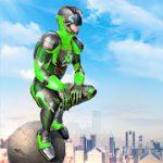 Rope Frog Ninja Hero  Strange Gangster Vegas MOD APK android 1.6.8