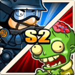 SWAT and Zombies Season 2 MOD APK android 2.2.2