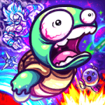 Super Toss The Turtle MOD APK android 1.181.80