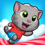 Talking Tom Candy Run MOD APK android 1.6.1.372