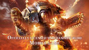 Warhammer 40,000 lost crusade mod apk android 0.25.0 screenshot
